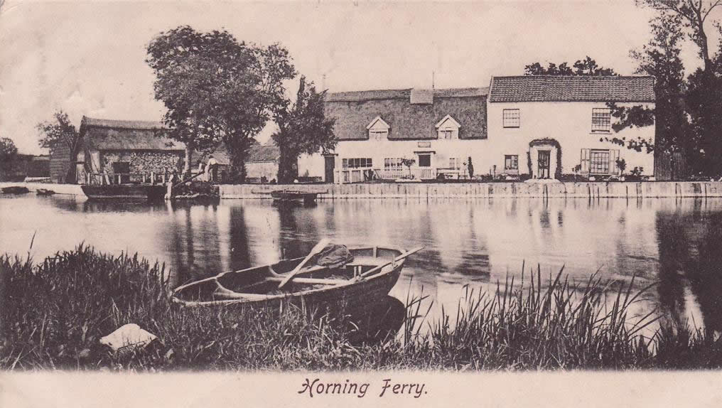 Horning Foot Ferry